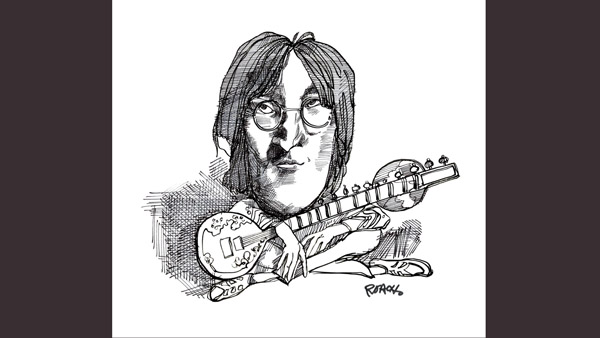 John Lennon (musician and peace activist):